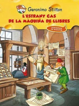 L'ESTRANY CAS DE LA MÀQUINA DELS LLIBRES