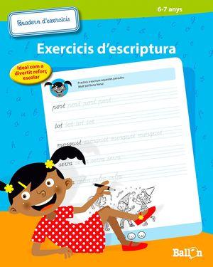 EXERCISIS D'ESCRIPTURA (6-7 ANYS)