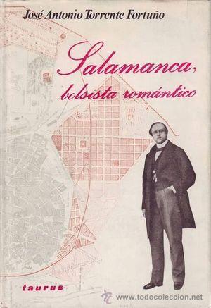 SALAMANCA, BOLSISTA ROMÁNTICO