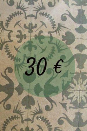 XEC PER LLIBRES 30€
