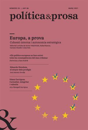 POLÍTICA & PROSA 29 MARÇ 2021