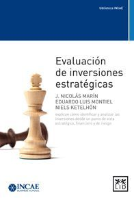 EVALUACION DE INVERSIONES ESTRATEGICAS