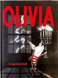 OLIVIA I LA JOGUINA PERDUDA