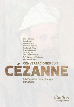 CONVERSACIONES CON CÉZANNE