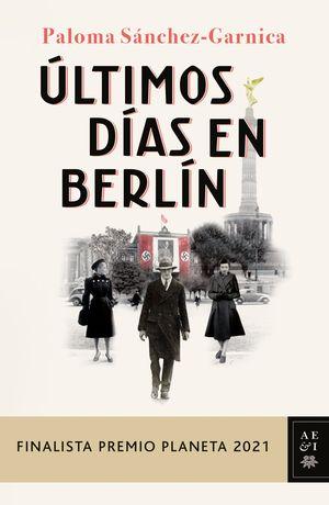ÚLTIMOS DÍAS EN BERLÍN